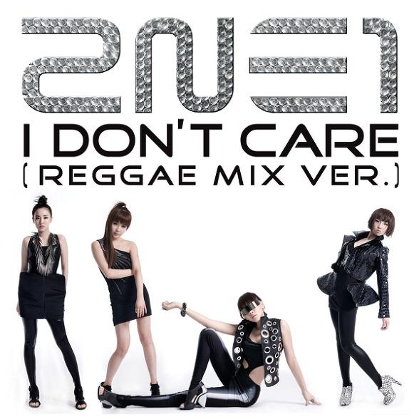 I Don't Care (Reggae Mix ver.)